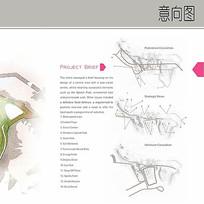 景观分析图排版