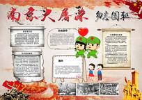 南京大屠杀电子报