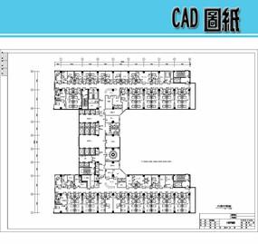 医院建筑设计平面图