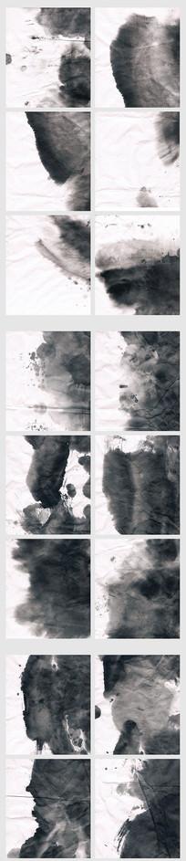 大气水墨背景图