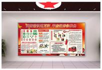 消防安全知识广告牌