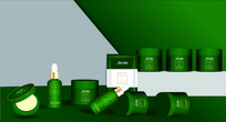 化妆品高档包装设计