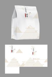 简约茶叶食品包装设计