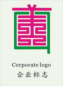 字母q美logo设计