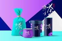 茶包装样机