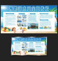 防溺水安全知识宣传栏