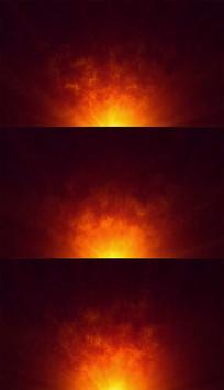 4K火焰背景视频素材
