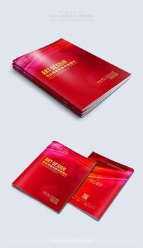 红色喜庆精品封面素材
