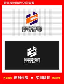 CJ字母JC标志地产logo