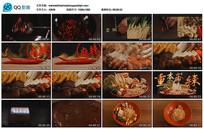 美味食材舌尖上的美食视频