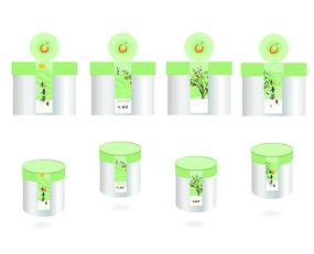 茶叶罐包装设计
