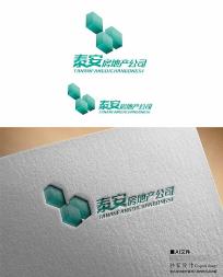 泰安房地产logo标识矢量源文件