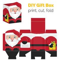 包装彩盒图片展示盒