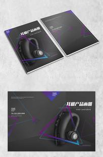 炫酷耳机产品封面