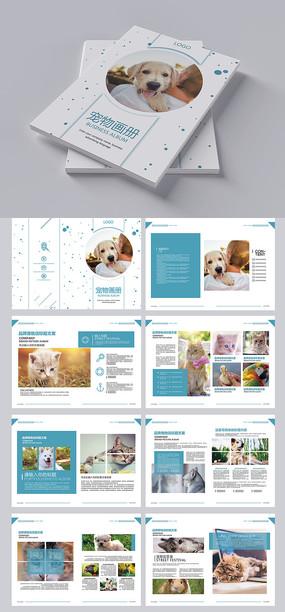 宠物店宠物画册