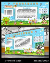 校园文化简介文化墙
