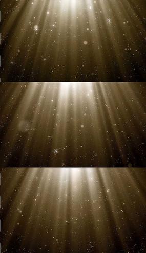 4K金色光斑背景背景视频素材