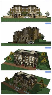 好看的新古典别墅