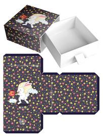 月饼食品礼盒模板设计