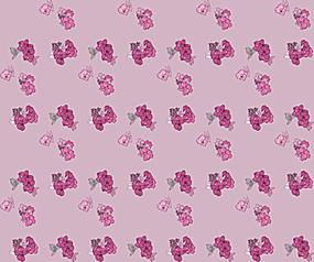 粉色紫色小碎花排布背景图