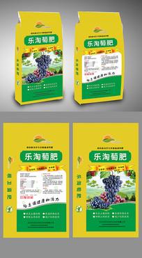生物肥料包装版式设计