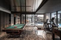 住宅运动室设计