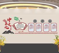 中医院文化墙