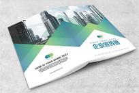 大气企业宣传册封面