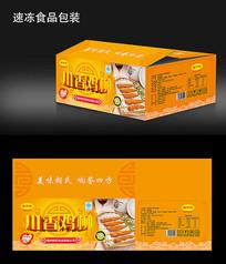 川香鸡柳包装设计