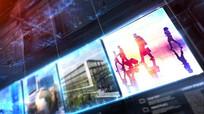 AE大气商务科技图文开场模板