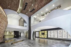 博物馆大厅设计 JPG