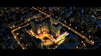 房地产三维建筑动画视频