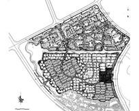 湖片区规划CAD平面