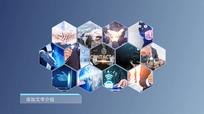 企业发展历程团队介绍AE模板