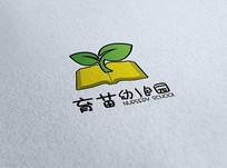 育苗幼儿园logo