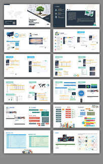 单招报名系统产品介绍画册