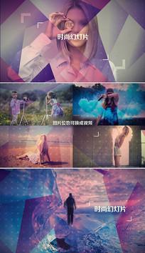 ae时尚写真相册视频模板