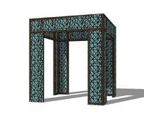 特色新中式亭子设计