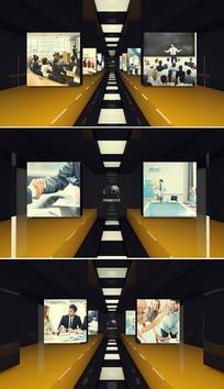 企业产品宣传片头模板