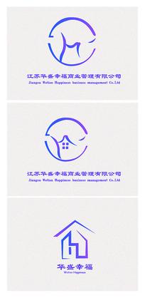 现代企业logo设计
