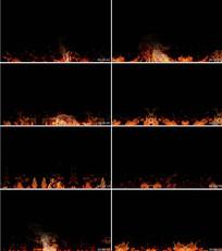 火焰大火视频背景