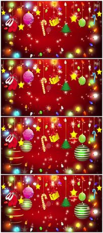 布灵布灵的圣诞元素视频