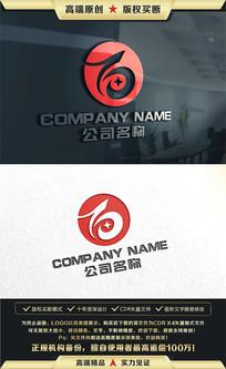 中国龙标志龙LOGO设计
