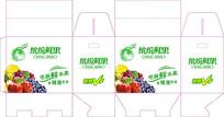 鮮果水果包裝箱設計