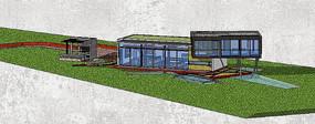 创意组合建筑设计