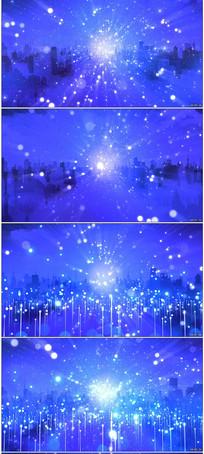夜空中最亮的星歌曲背景视频