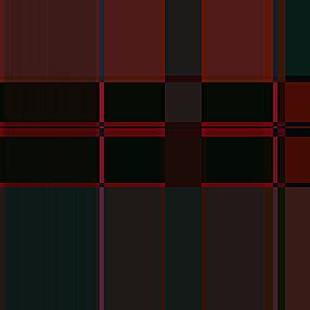 红色格子印花布料图案