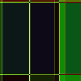 绿色方格底纹印花布料