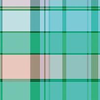 绿色格子家纺布料底纹