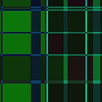 绿色条格拼接布料底纹